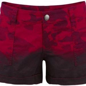 Brandit Red Camo Dip Dye Hotpantsit