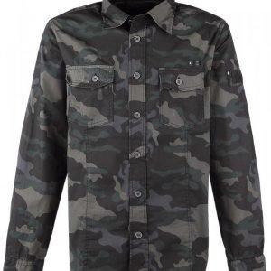 Brandit Slim Fit Shirt Kauluspaita