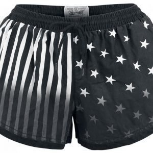 Brandit Stars And Stripes Hotpantsit