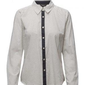 Brandtex Shirt L/S Woven pitkähihainen paita