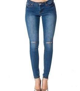Brave Soul Annaden Vintage Wash Skinny Jeans
