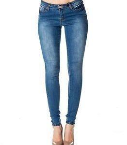 Brave Soul Ritaden Vintage Wash Skinny Jeans