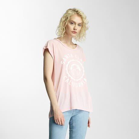 Brave Soul T-paita Roosa