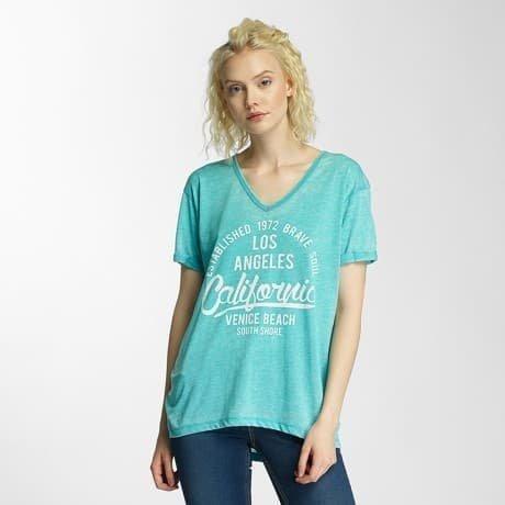 Brave Soul T-paita Turkoosi