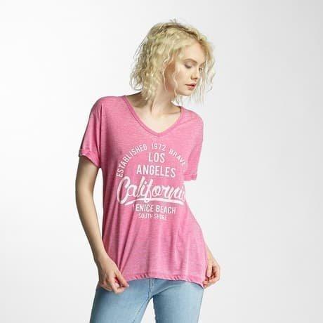 Brave Soul T-paita Vaaleanpunainen