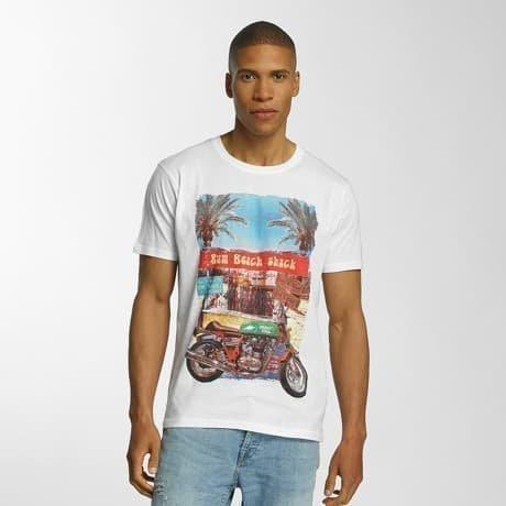Brave Soul T-paita Valkoinen