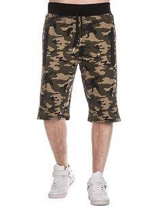 Brenden Camo Shorts