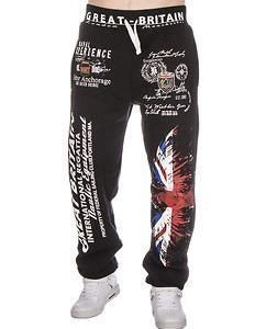 Britain Eagle Jogger Black