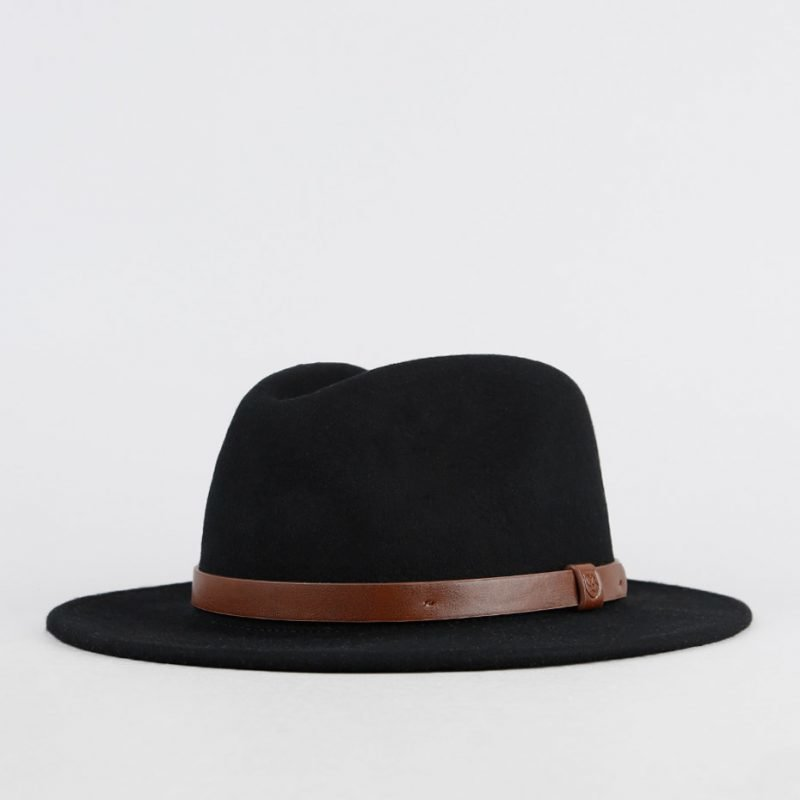 Brixton Sonoma Hat Washed Black - Vaatekauppa24.fi 14d812068a9