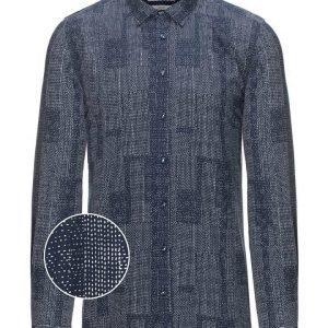 Bruun & Stengade langærmet skjorte