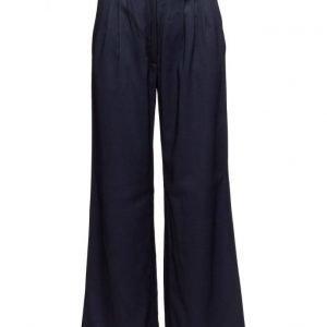 Bruuns Bazaar Malvina leveälahkeiset housut