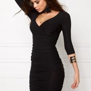Bubbleroom Genesis dress Black
