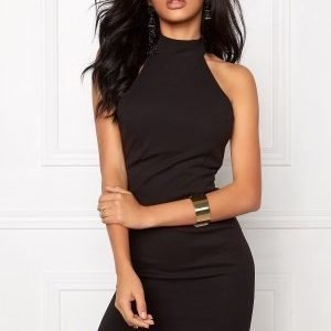 Bubbleroom Hip out dress Black