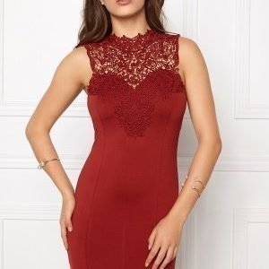 Bubbleroom Las vegas dress Red