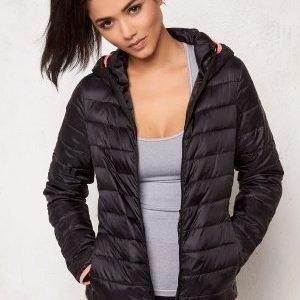 Bubbleroom Sport Heat puffer jacket Black
