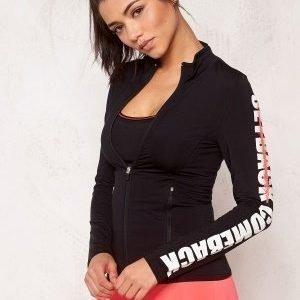 Bubbleroom Sport Running sport jacket Black