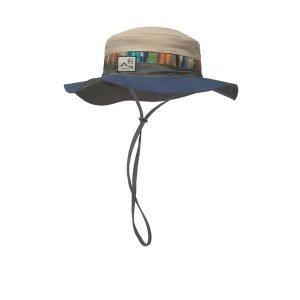 Buff Booney Hat Lierihattu Tuuletusaukoilla