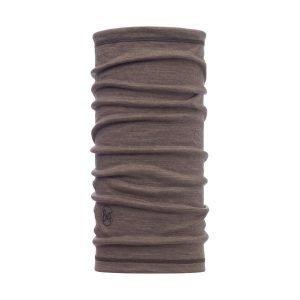 Buff Solid Merinovillainen Tuubihuivi ¾ Pituus 1 Kerroksinen