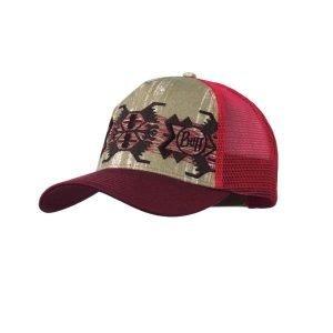 Buff Trucker Cap Lippis