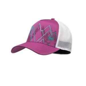 Buff Trucker Tech Cap Solid Lippis