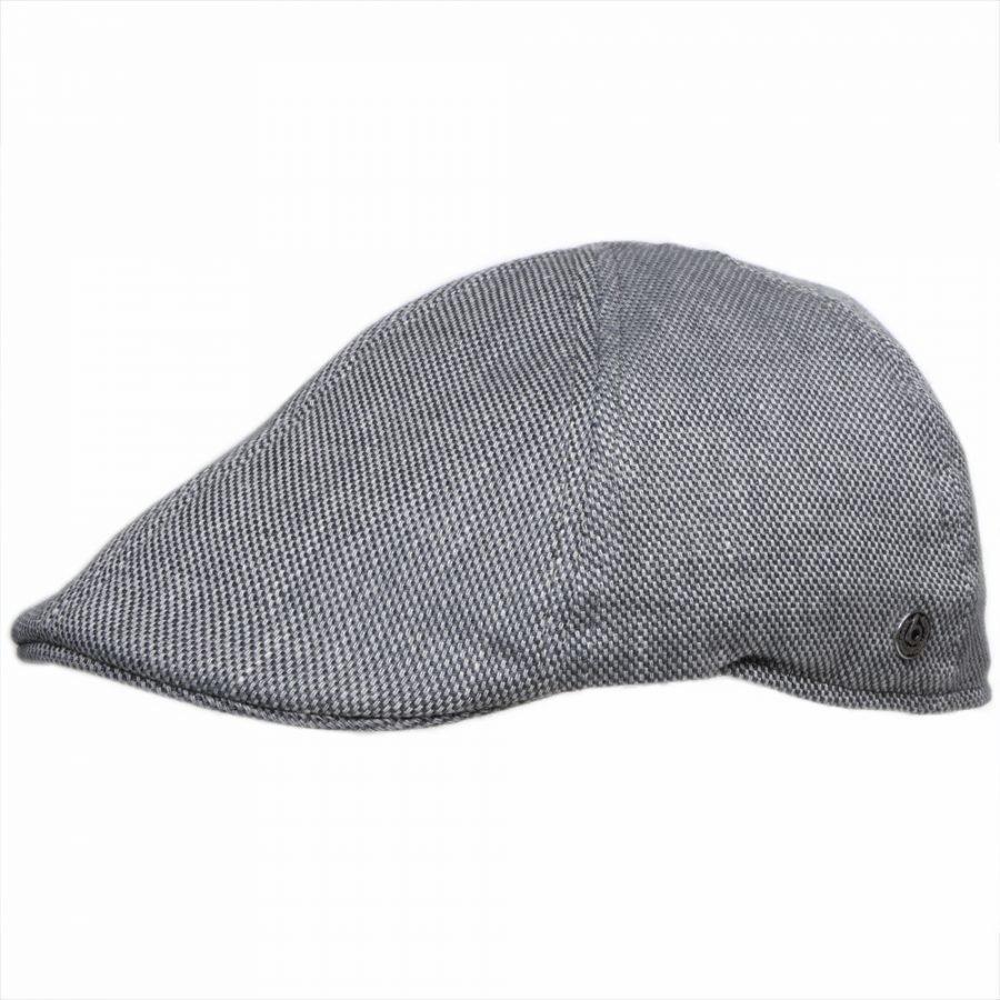 Bugatti Pellava-Puuvilla Miesten Hattu