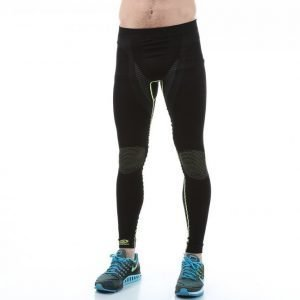 Bv Sport N3r Haut Tech Long Tights Treenitrikoot Musta
