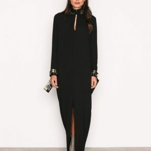 By Malene Birger Akumal Dress Maksimekko Black