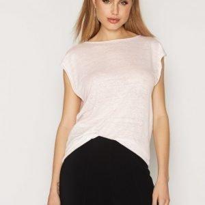 By Malene Birger Analisa T-Shirt T-Paita Pure White