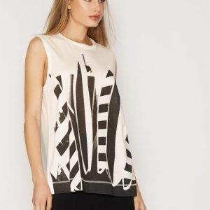 By Malene Birger Asalia T-Shirt Toppi Soft White