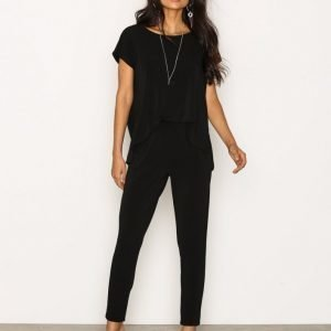 By Malene Birger Darliano Jumpsuit Black