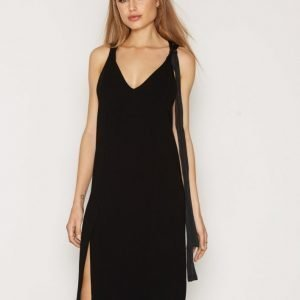 By Malene Birger Geronia Dress Loose Fit Mekko Black