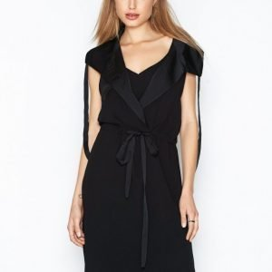 By Malene Birger Granda Dress Loose Fit Mekko Black