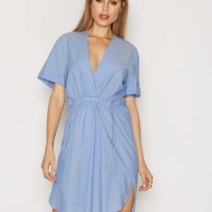 By Malene Birger Margory Dress Loose Fit Mekko Blue
