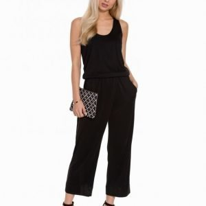 By Malene Birger Sialo Jumpsuit Black