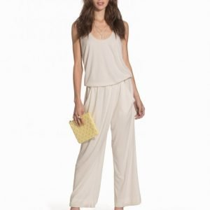 By Malene Birger Sialo Jumpsuit White
