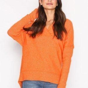 By Malene Birger Zonia Knitwear Neulepusero Oranssi