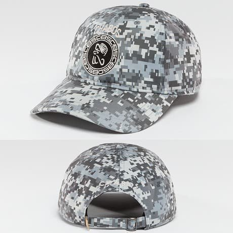 CHABOS IIVII Snapback Lippis Camouflage