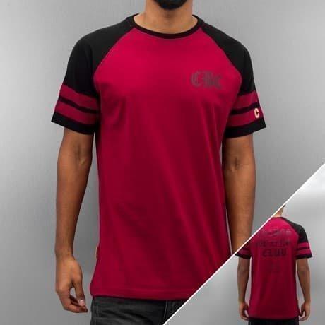 CHABOS IIVII T-paita Punainen