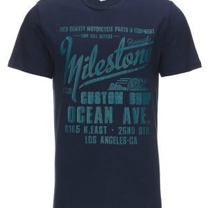 CHEAPLOADER Milestone T-paita