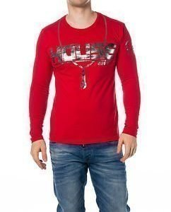 CL136 Red Silver