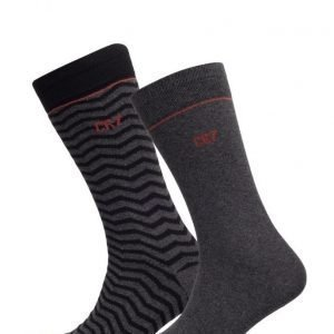 CR7 Cr7 Fashion Socks 2-Pack nilkkasukat