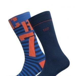 CR7 Cr7 Fashion Socks 2-Pack nilkkasukat