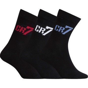 CR7 Cristiano Ronaldo Boys Socks 3 pakkaus
