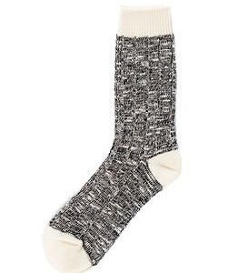 Cai Socks Ernst Cai Rugged Socks Navy/Off White