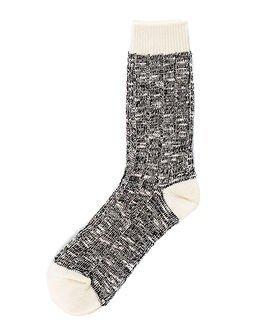 Cai Socks Ernst Cai Rugged Socks Navy/Off White