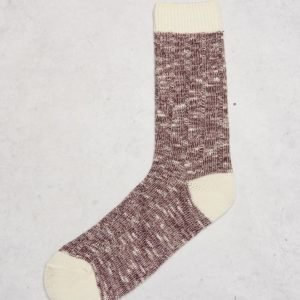 Cai Socks Ernst Rugged Socks 0151 Navy / Offwhite