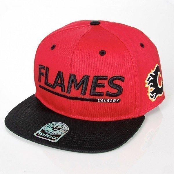Calgary Flames keps 47 brand OLDBR03CTPSE-RD