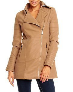 Cali Trench Beige