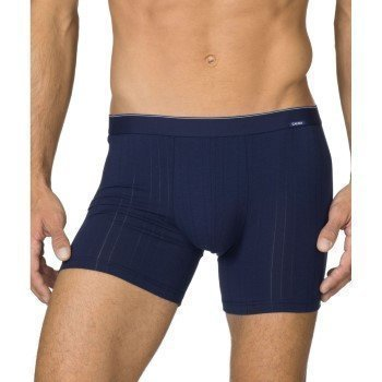 Calida Pure & Striped Boxer 26117 Navy
