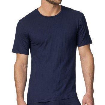 Calida Pure & Striped T-Shirt Navy